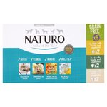 Naturo Adult Dog Grain Free Poultry Variety