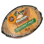 Peckish Natural Balance Coconut Half