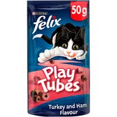Purina Felix Play Tube Turkey & Ham