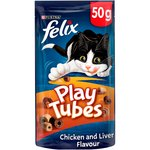 Purina Felix Play Tube Chicken & Liver