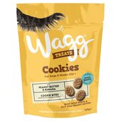 Wagg Treats Cookies With Peanut Butter & Banana
