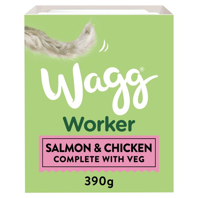 Wagg Worker Salmon