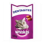 Whiskas Dentabites Treats With Chicken