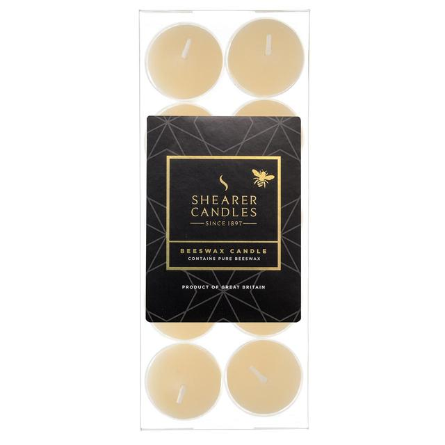 Shearer Candles Beeswax Tealights