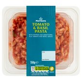 Morrisons Italian Pasta With Peppers & Sweetcorn
