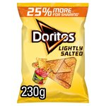 Doritos Lightly Salted