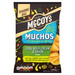 McCoy's Muchos Sour Cream & Onion