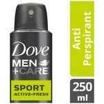 Dove Men+Care Sport Active + Fresh Anti-perspirant Deodorant Aerosol