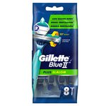 Gillette Blue 2 Plus Slalom Disposable Razors