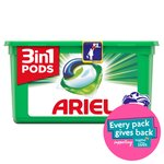 Ariel 3In1 Pods Original Washing Liquid Capsules