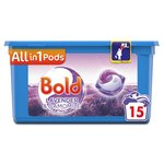 Bold 3In1 Pods Lavender & Camomile Washing Liquid Capsules