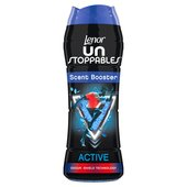 Lenor Unstoppables Active In-Wash Scent Booster Beads