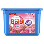 Bold 3In1 Pods Sparkling Bloom & Yellow Poppy Washing Liquid Capsules