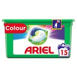 Ariel 3In1 Pods Colour & Style Washing Liquid Capsules