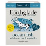 Forthglade Ocean Fish With Brown Rice & Vegetables Adult Complete Meal