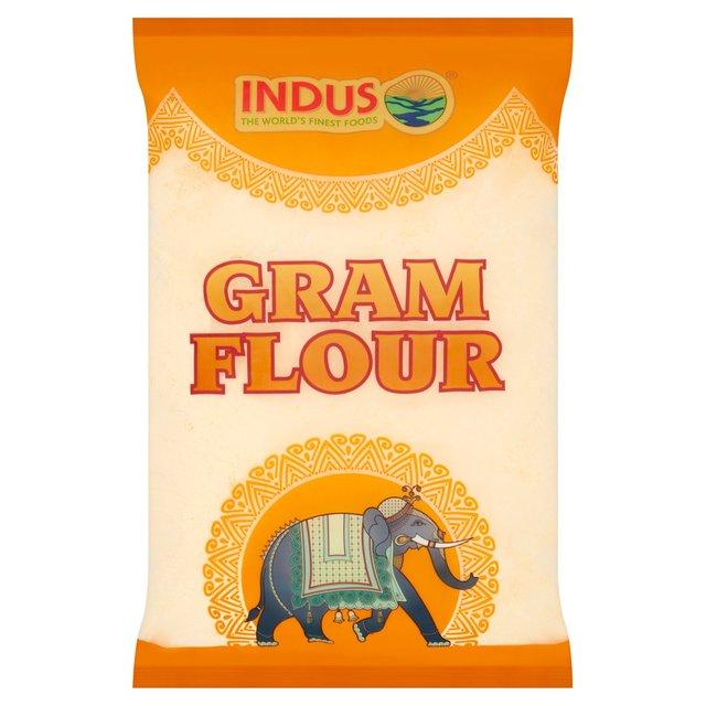 Morrisons: Indus Gram Flour 1kg(Product Information)