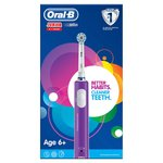 Oral-B Stages Power Kids Electric Toothbrush Purple