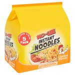 Ko - Lee Instant Noodles Chicken Flavour 5 Pack