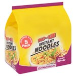 Ko - Lee Instant Noodles Curry Flavour 5 Pack