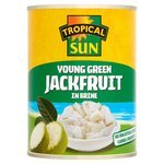Tropical Sun Young Green Jackfruit In Brine