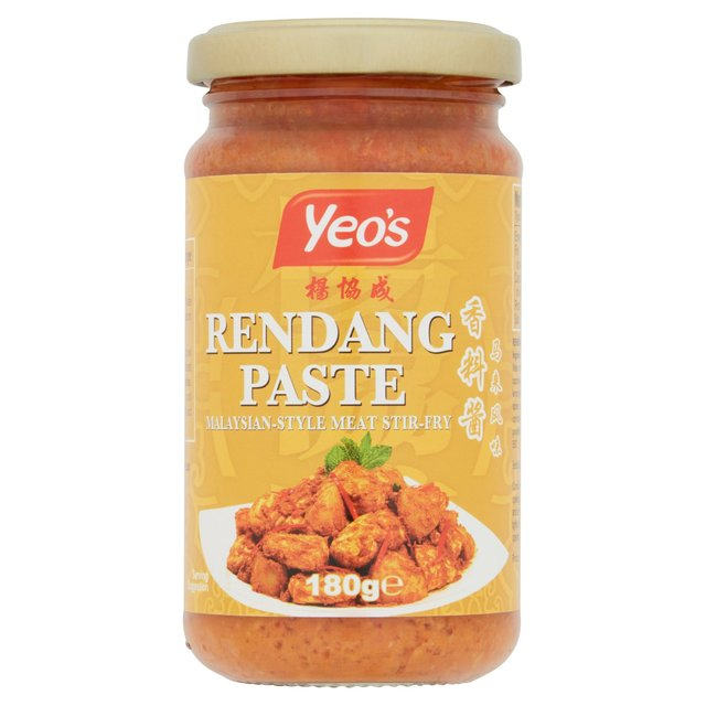 Morrisons: Yeo'S Rendang Paste 190g(Product Information)