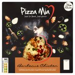Pizza Mia Barbecue Chicken Pizza 390G