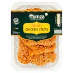Humza Piri Piri Chicken Strips