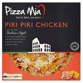 Pizza Mia Piri Piri Chicken