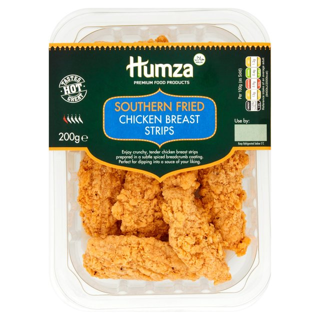 Humza Southern Fried Chicken Fillets