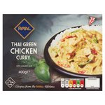 Royal Halal Thai Green Curry With Jasmine Rice