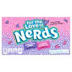 Wonka Nerds Grape & Strawberry Theatre Box