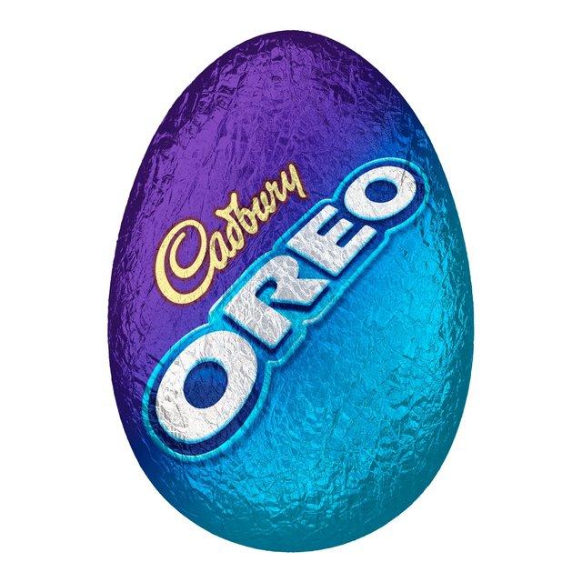 Cadbury Chocolate Oreo Egg Single