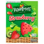Rowntrees Strawberry Ice Lollies