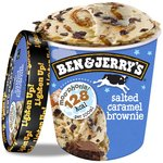 Ben & Jerry's Salted Caramel Brownie Ice Cream