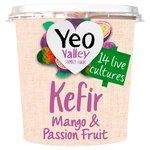 Yeo Valley Kefir Mango & Passion Fruit Organic Yogurt