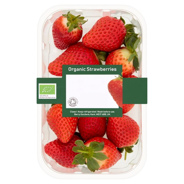 Berry Gardens Organic Strawberries
