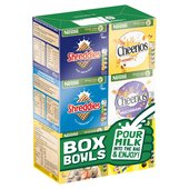Nestle Box Bowls Cereals 6 Pack