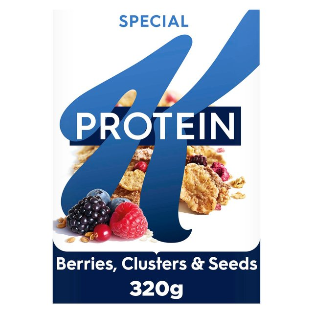 Kellogg's Special K Protein Berries Clusters & Seeds
