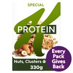 Kellogg's Special K Protein Nuts Clusters & Seeds