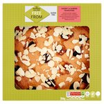 Morrisons Free From Cherry & Almond Frangipane