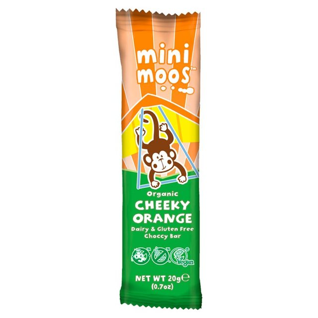 Moo Free Mini Moos Cheeky Orange