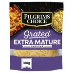 Pilgrims Choice Extra Mature Grated Cheddar