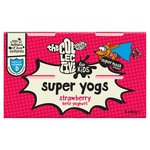 The Collective Super Yoghurt Kefir Kids Super Fighters Strawberry