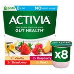 Activia Mixed Yellow Fruits 0% Fat