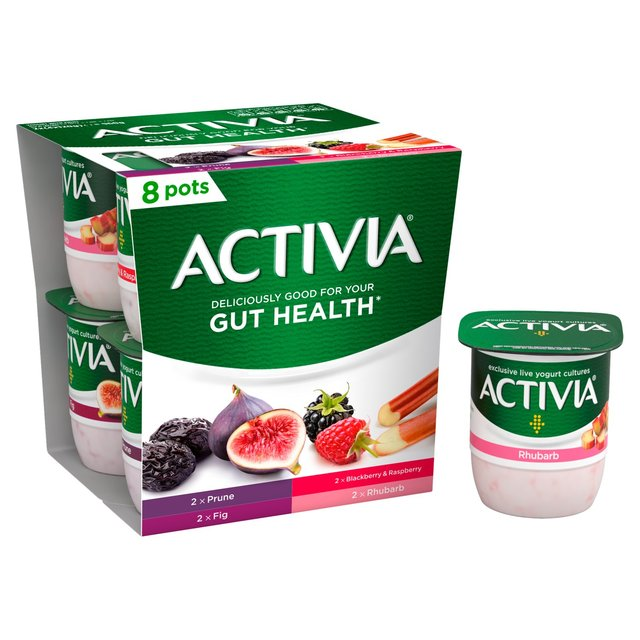 Activia Fruit Health