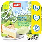Muller Light Greek Style Grapefruit