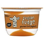 The Collective Fudge Gourmet Live Yoghurt