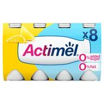 Actimel Lemon 0% Fat