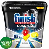 Finish Quantum Lemon