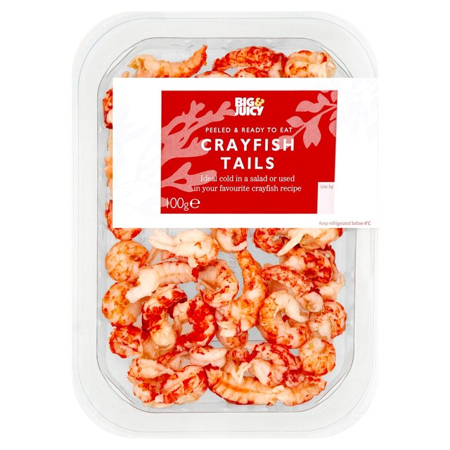 Big Prawn Company Big & Juicy Crayfish Tails